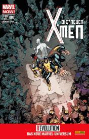 Die neuen X-Men Heft 7