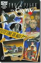 X-Files Conspiracy: Crow 1