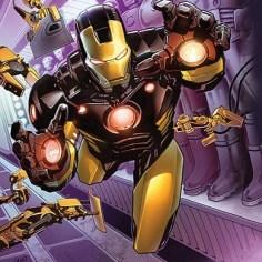 Marvel Now! Paperback: Iron Man 1
