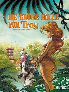 Die grüne Hölle von Troy