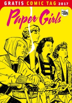 PAPER GIRLS CROSS CULT