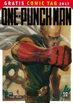 ONE-PUNCH MAN KAZÉ MANGA