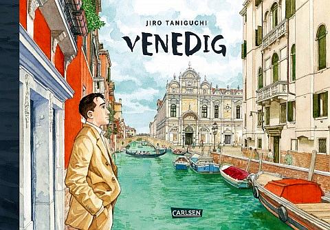 Taniguchi, Venedig