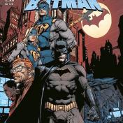 Batman (Rebirth) 1