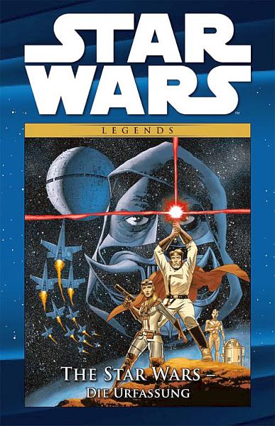 Star Wars Comic-Kollektion 17: The Star Wars - Die Urfassung