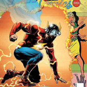 FLASH #22 (THE BUTTON)