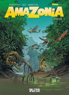Amazonia 01 – Episode 1