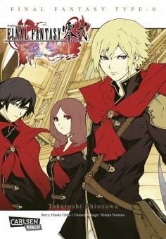 Final Fantasy : Type-0