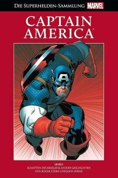 Hachette Rote Marvel Collection 7: Captain America – Schatten des Krieges