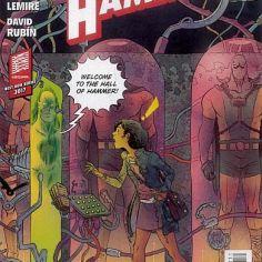 Black Hammer #12