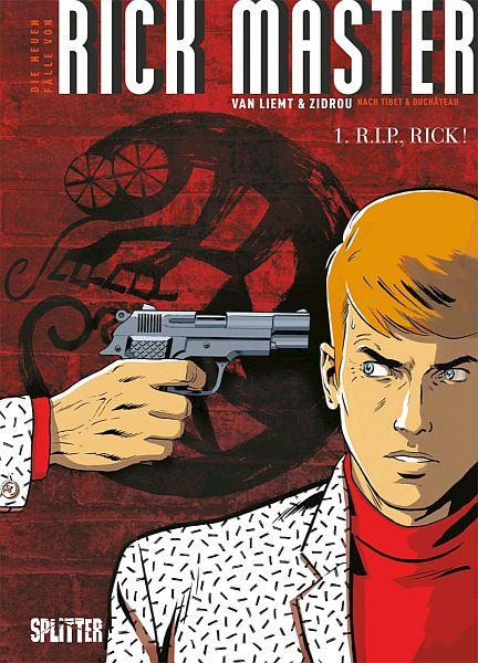 Rick Master – Neue Fälle 1