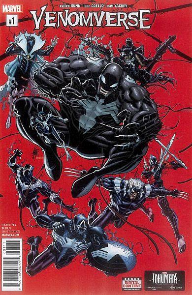 Venomverse #1