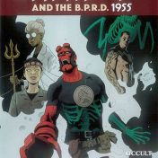 Hellboy And The B.P.R.D. 1955: Occult Intelligence #3