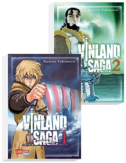 Vinland Saga Doppelpack 1-2