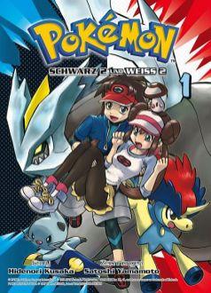 Pokémon Schwarz 2 und Weiss 2 Band 1