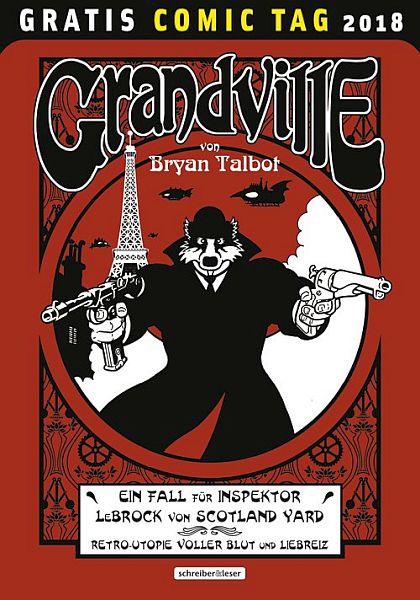Grandville Kapitel 1 (Schreiber & Leser)