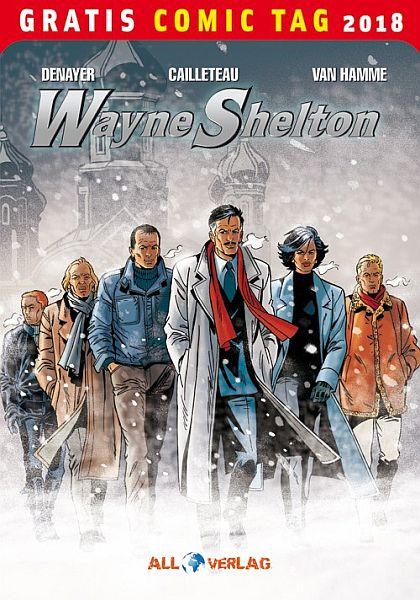 Wayne Shelton 1 (All Verlag)