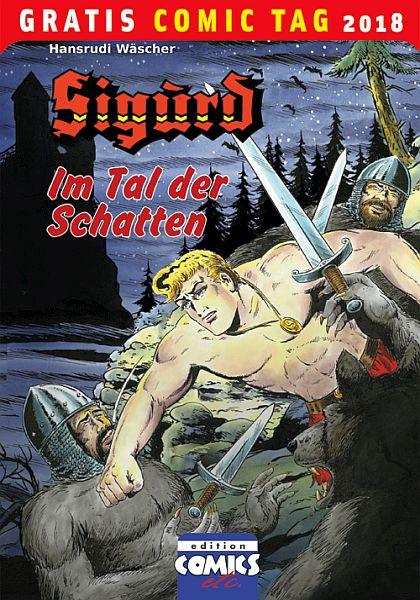 Sigurd (comics etc.)