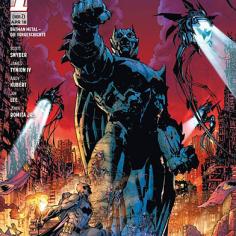 Batman Metal (Dark Days): Die Vorgeschichte 1 (von 2)