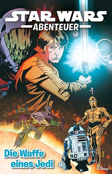 Star Wars Adventures 1: Die Waffe eines Jedi