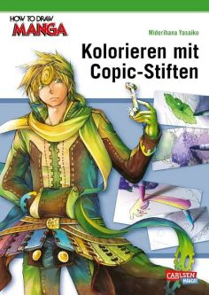 How to Draw Manga 20 / Kolorieren mit Copic