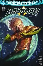 Aquaman (Rebirth) 5: Unterwelt