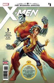 X-MEN WEDDING SPECIAL #1