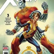 X-MEN WEDDING SPECIAL #1