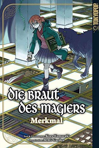 Die Braut des Magiers – Merkmal