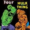 TB FANTASTIC FOUR HULK VS THING #1