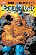 TB FANTASTIC FOUR BIRTH OF VALERIA #1