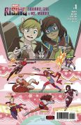 MARVEL RISING SQUIRREL GIRL MS MARVEL #1