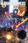 TRANSFORMERS UNICRON #1 (OF 6)