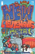 NEW LIEUTENANTS OF METAL #1 (OF 4)