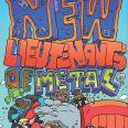 NEW LIEUTENANTS OF METAL #1 (OF 4)