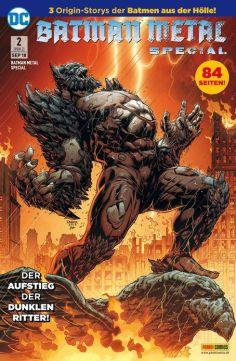 Batman Metal (Dark Days) Special: Der Aufstieg der Dunklen Ritter 2 (von 2)