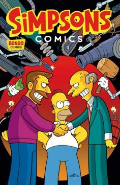 Simpsons Comics 246