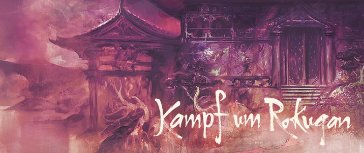 Kampf um Rokugan © Asmodee