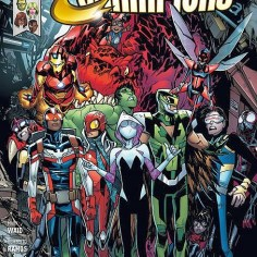 Avengers Special: Champions – Das Finale