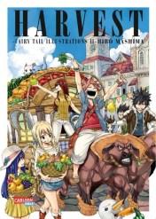 Fairy Tail – Artbook Harvest
