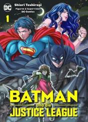 Batman und die Justice League (Manga) 1