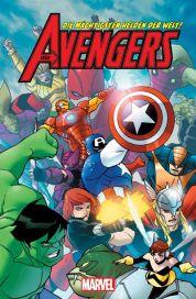 Marvel TV-Comics: Avengers 2