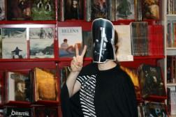 Peace, Darth Vader?