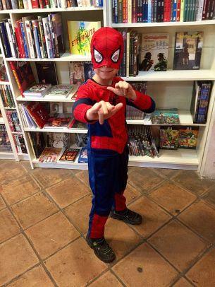 002 – Spider-Boy als Spider-Man
