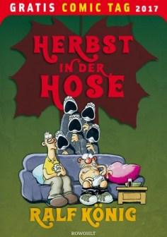 HERBST IN DER HOSE ROWOHLT