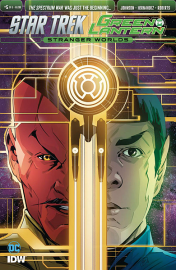 STAR TREK GREEN LANTERN VOL 2 #5