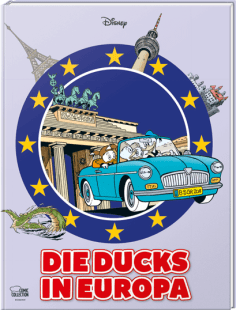 Die Ducks in Europa