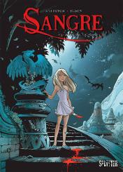 Sangre 01 – Sangre, die Überlebende