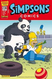 Simpsons Comics 238