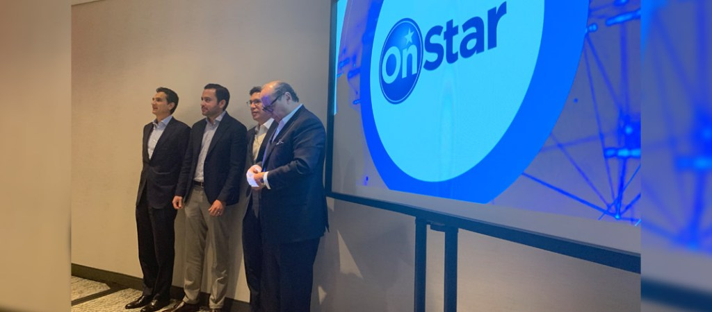 OnStar y Telefónica Movistar ofrecen servicios de internet ilimitado en los automóviles